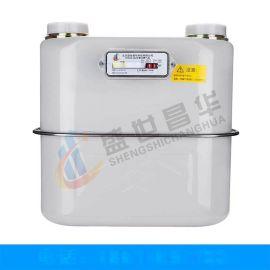 厂家直销G25型工商业用膜式燃气表