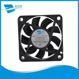 厂家直销开关电源风扇6015耐高温直流散热风扇60*60*15MM无刷静音
