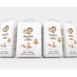 GIO咭嗳大环腰悬浮芯沙漏纸尿裤微商品牌 厂家直销全国