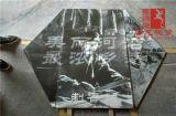 广场大型装饰瓷板画定制,人物瓷板画定做