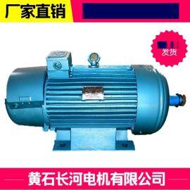 JZR2 21-6/5KW起重电机 双速起重用电机