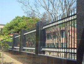 厂家直销小区护栏 九江别墅锌钢围栏护栏 萍乡厂区锌钢护栏外墙护栏