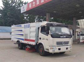 东风多利卡洗扫路车厂家|洗扫路车