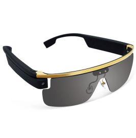 智慧眼鏡高清戶外運動語音 觸控攝像錄像拍照藍牙WiFi手機直播