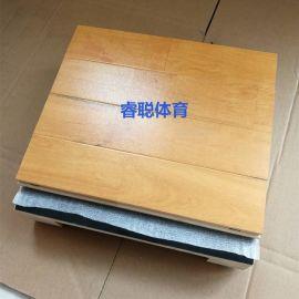 东北枫木A级体育运动木地板面板22mm