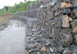 防汛石籠網箱.護岸格賓網擋牆.護坡石籠網防洪