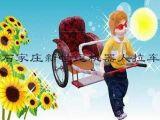中型機器人黃包車