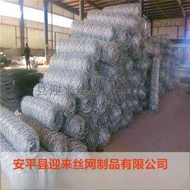 格宾石笼网,镀锌石笼网,养殖石笼网