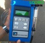 手持式五组分汽车尾气分析仪环保检测专用