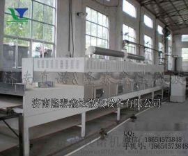 隆泰鑫达隧道式lt-12kw微波小食品烘干杀菌设备