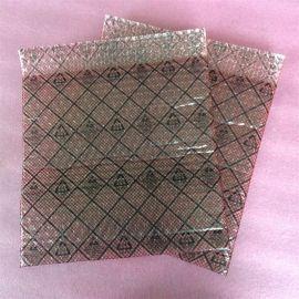 网格导电膜复合气泡袋 厂家直销 PE防静电 气泡膜复合导电袋