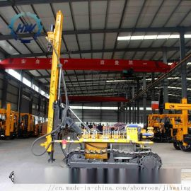 山东恒旺液压履带式行走打桩机振动锤厂家生产