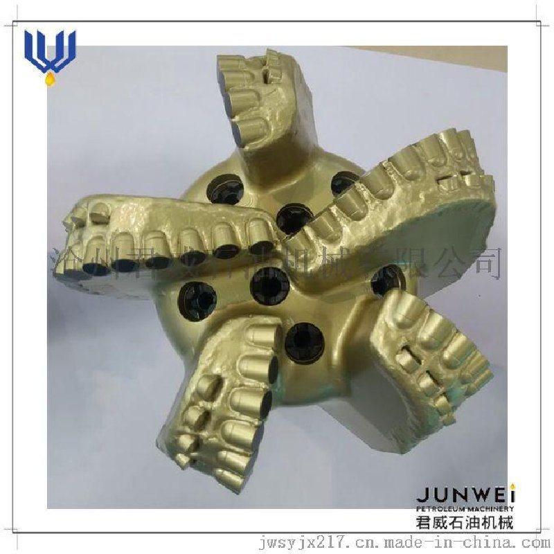 """9 1/2"""" 高质量耐用 5刀翼胎体PDC钻头/M423金刚石钻头"""