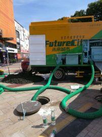 粪便处理设备 粪便分离吸粪车 粪便污水处理车