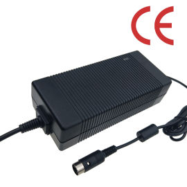 71.4V3A锂电池充电器 欧规CE LVD认证