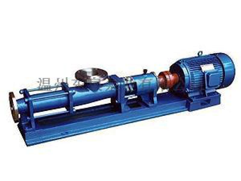東泉G35-1,G型單螺桿泵