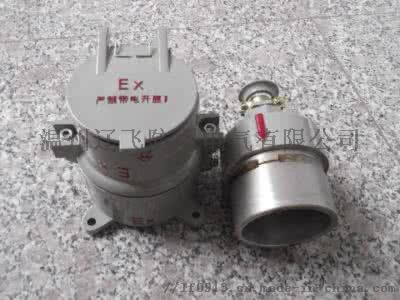 BCZ54-16A/380/5極帶開關防爆插銷