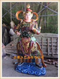 供应韦陀菩萨厂家,zy139玻璃钢雕塑韦陀菩萨厂家
