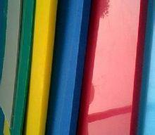 PVC彩色塑料板
