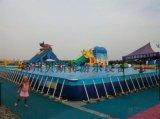 辽宁支架游泳池实打实的材料和做工让大家放心