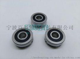 SLFR50/8-6NPP U槽不銹鋼導軌滾輪