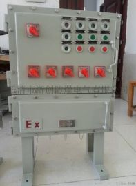 7.5KW防爆变频器控制柜、调速柜定做