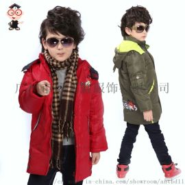 一二線品牌彩色筆童裝尾貨首選廣州殷藝魅