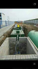 南充养猪场一体化污水处理设备安装