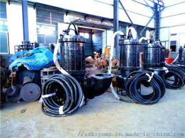 厂家直销电动污泥泵 潜水式排污泵 污水泥浆泵