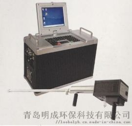 烟气排放连续监测 便携式紫外吸收烟气分析仪
