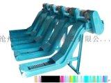 鏈板式排屑機 根據地坑圖設計 專業的技術 廠家直銷