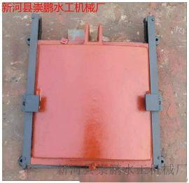 拱形铸铁闸门,安全电动铸铁方闸门