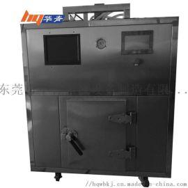 5L高硼硅玻璃微波反应釜 华青HQMW微波反应釜