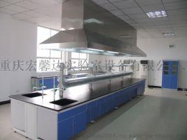 重庆实验台、试验台、钢木边台、钢木操作台、中央台