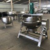 煮老鸭煲夹层锅 带搅拌电热夹层锅