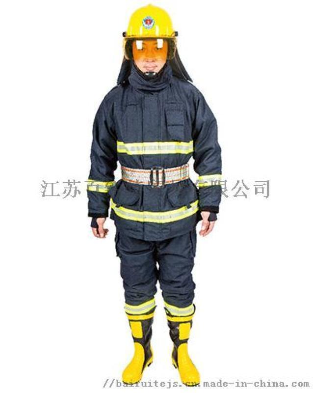 消防员灭火防护服 ZFMH-HT A 检测报告3C