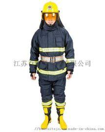 消防員滅火防護服 ZFMH-HT A 檢測報告3C