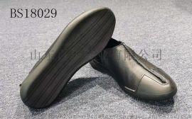 百华休闲皮鞋BS18029