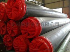 聚氨酯直埋保温管  聚氨酯保温管