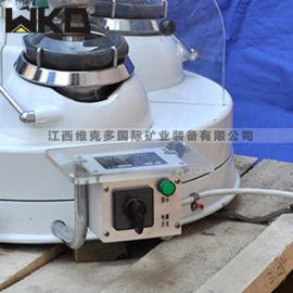 直销实验用研磨机 玛瑙料钵三头研磨机 矿物粉碎设备