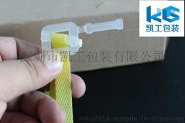 黄色PP积水打包带13*0.58mm 每卷3000米