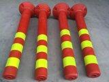 河南供应弹性警示柱 发光柱 弹力柱厂家