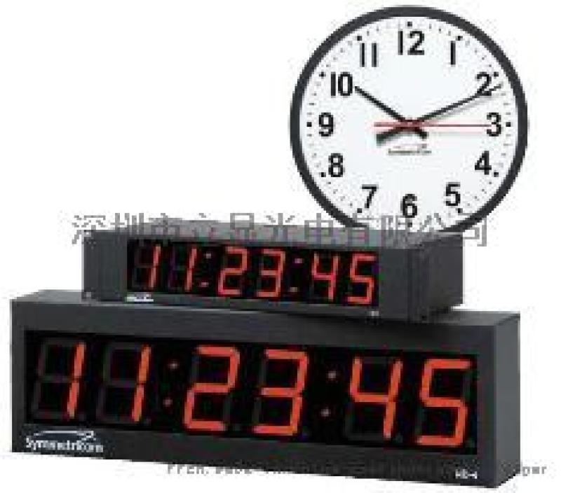 同步学校教室考场LED电子时钟