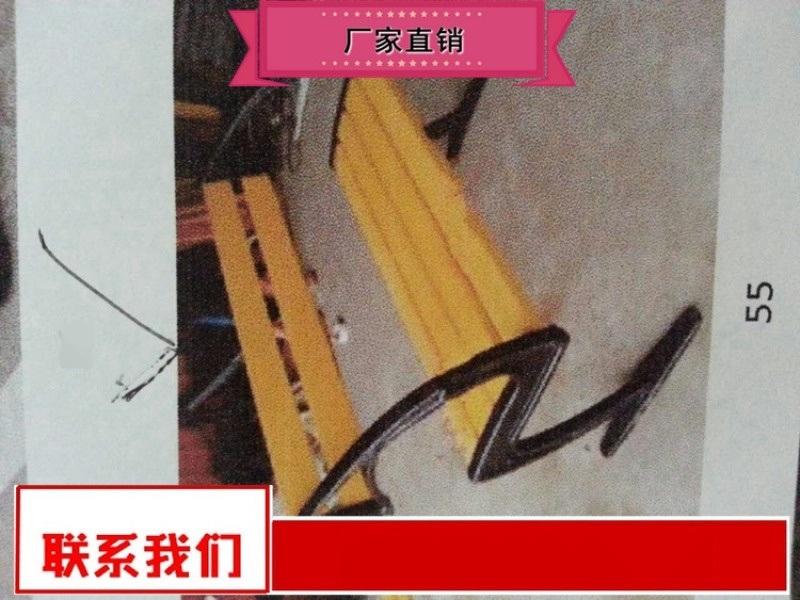 實木長條座椅大量現貨 戶外座椅工廠價直銷