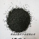 硬度强抗腐耐磨黑色石英砂高纯石英砂 水质过滤砂