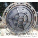 贵阳球墨铸铁井盖圆型