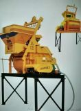 JS500强制式双卧轴搅拌机