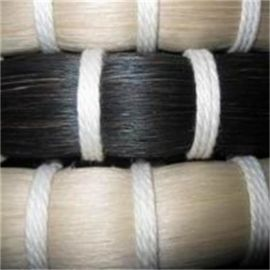 河北安平厂家直销黑色白色纯马尾毛