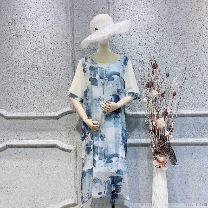 棉麻女装品牌牡丹江市她衣柜女装店库存尾货服装女式羊毛衫品牌折扣店女装