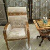 别墅私人会所KTV休息区茶几角几椅子